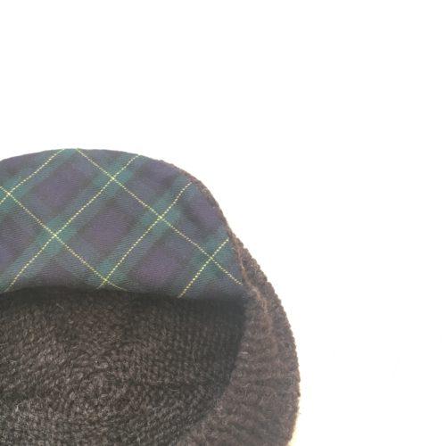 ソフトハンチング帽