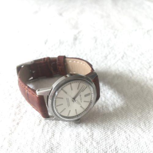 新しくなった祖母の腕時計