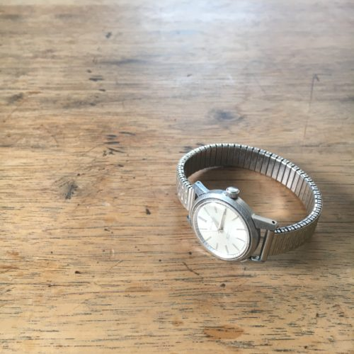 祖母の腕時計